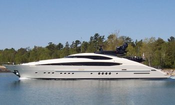Superyacht VANTAGE New for Charter