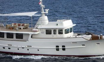 Classic Yacht Sultana For Charter