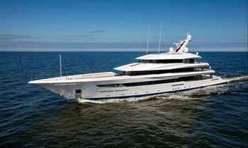 70m Feadship Superyacht JOY Delivered