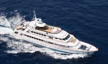 Save 15% On Greek Charters with M/Y 'Ionian Princess'