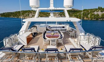 M/Y 'Reve D'Or' Offers Summertime Special