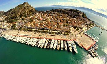 Charter Yachts Attending Mediterranean Show