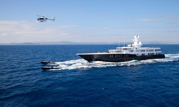 M/Y AIR Reduced Charter Rates