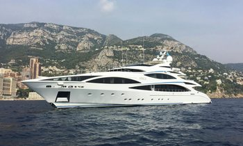 Caribbean charter deal: M/Y 'Africa I' offers special rate