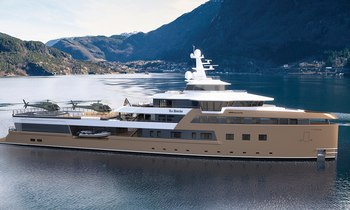 Explorer yacht 'La Datcha' sets course for global yacht charter adventure