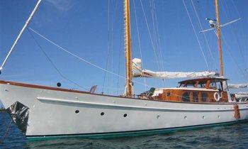 Classic S/Y 'Sea Diamond' New to Charter