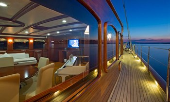 S/Y REGINA Reduces Weekly Rate in the Caribbean