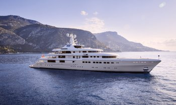 82m M/Y KIBO joins the global charter market