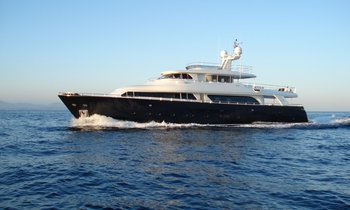 Turkey charter special: last-minute availability for 31m motor yacht LADY SOUL