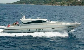 'DISCO VOLANTE' Available in West Med
