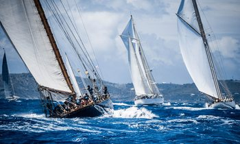 Anticipation builds for the Antigua Classic Yacht Regatta