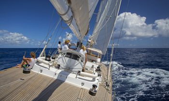Limited 15% Discount Available on S/Y JUPITER