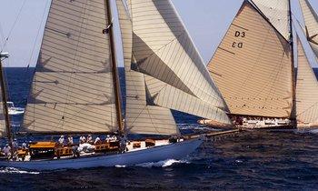 Antigua Classic Yacht Regatta Now in 30th Year