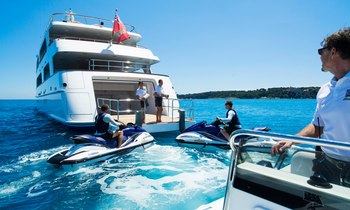 M/Y ILLUSION Open For Charter Following Refit