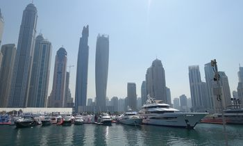 Round-Up of Day 2 at the Dubai Boat Show 2017