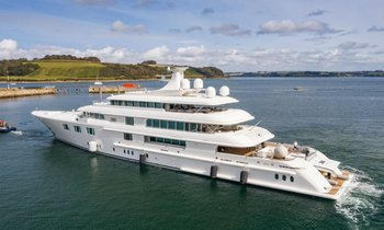 Charter yacht 'Lady E' transformed after full scale refit and 6m extension