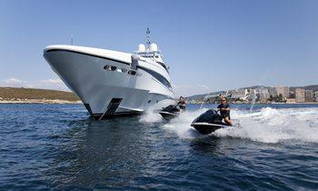 Mediterranean charter deal: M/Y JEMS reveals special offer