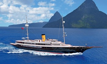 M/Y NERO Reveals New Year's Availability