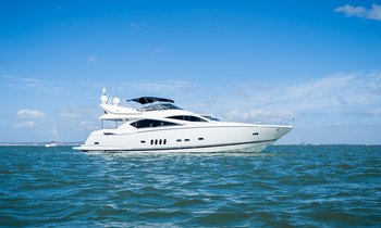 Yacht charter staycations: New availability for luxury yacht CHESS in the UK