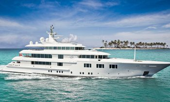 Amels M/Y 'Lady S' changes name to 'Lady E'