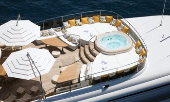 Easter yacht charter special: save with M/Y 'Baron Trenck'