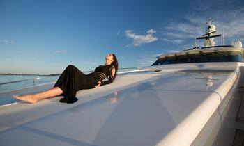 M/Y USHER Open For Charter In The Caribbean