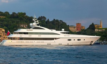Superyacht TURQUOISE Lowers Charter Rate