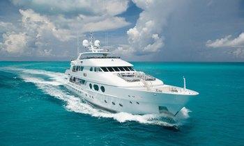 M/Y 'Lady Joy' Unveils Caribbean Discounts