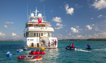 M/Y 'Lady J' Reduces Rate For Bahamas Special