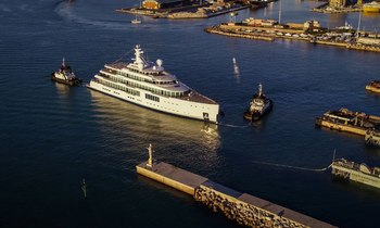 Benetti launches 107m M/Y 'Project FB272'