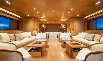 M/Y GEOSAND New to Charter Market in Greece