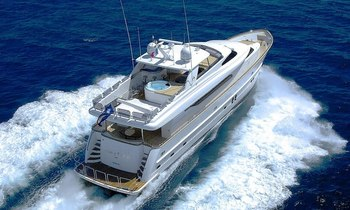 Discounted Charter from Montenegro to Turkey