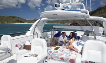 M/Y NAMOH Open for New Years in Caribbean