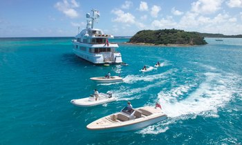 Six of the Best Yachts at Yachts Miami Beach