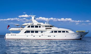 M/Y 'Lady J' Open for New Year's in the Caribbean