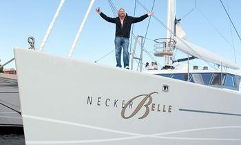 Charter NECKER BELLE Yacht Before She Sells
