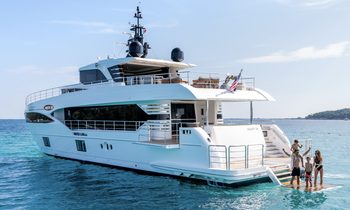 M/Y ONEWORLD signs up to Australian Rendezvous debut