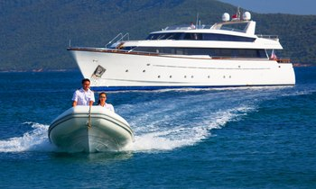M/Y NOMI Offers Mediterranean Discovery Charters
