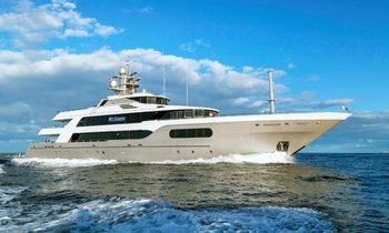 M/Y SEANNA Open For Easter Bahamas Charter