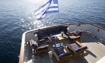 M/Y 'Libra Y' Available To Charter For The First Time