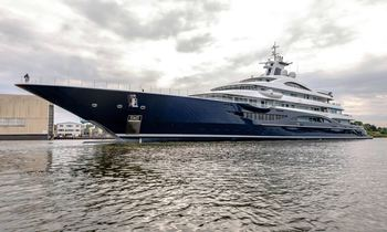 Ex-charterer now owns new 111m Lurssen superycht TIS