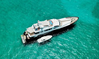 Bahamas charter deal: M/Y M3 offers special rate