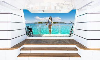 Get 2 Free Days Aboard M/Y 'My Seanna' in the Caribbean