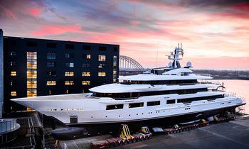 Oceanco unveils 90m M/Y DREAMBOAT, formerly Y716