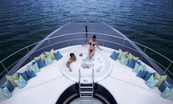 Thailand charter deal on board M/Y 'Ocean Emerald'