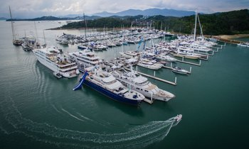 Preview of the Thailand Yacht Show 2018
