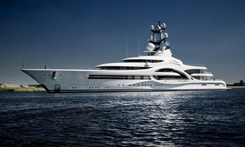 110m M/Y ANNA: the largest ever Feadship yacht delivered