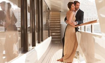 60m M/Y 'St David' offers Cannes Film Festival charter special