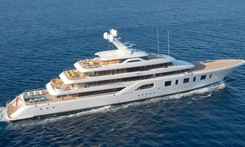 The Top 5 Largest Charter Yachts at MYS 2017
