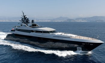 M/Y SARASTAR opens for charter in the Mediterranean